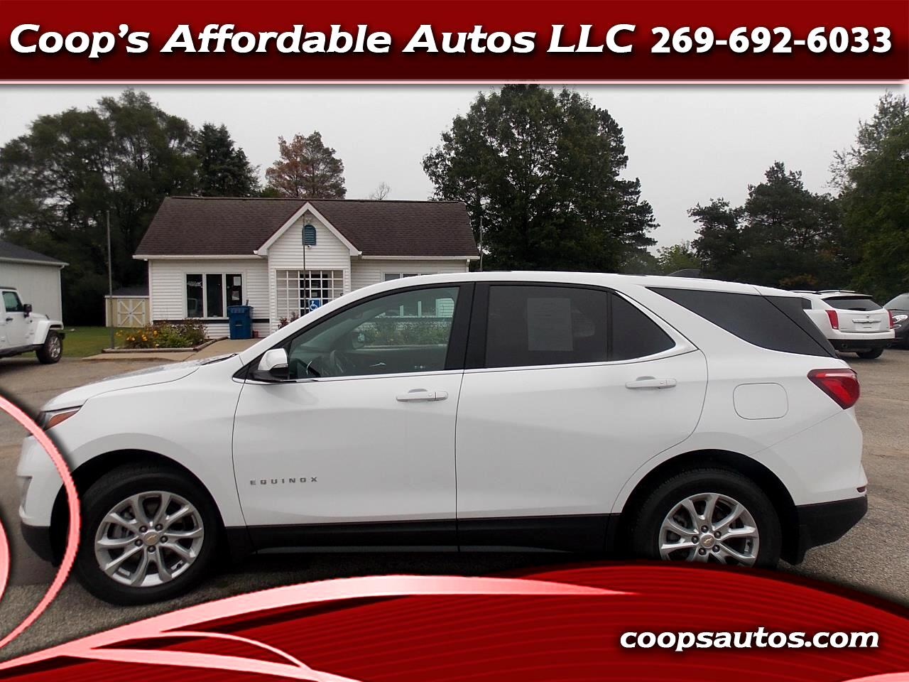 Chevrolet Equinox LT 2WD 2018