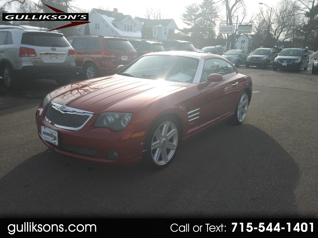 Chrysler Crossfire Coupe Limited 2005