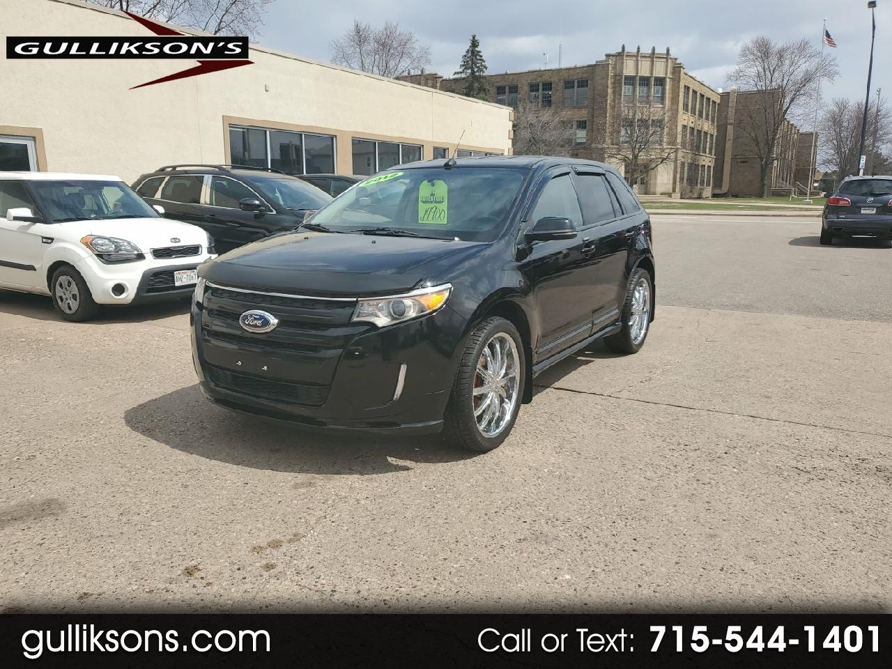 Ford Edge 4dr Sport AWD 2012