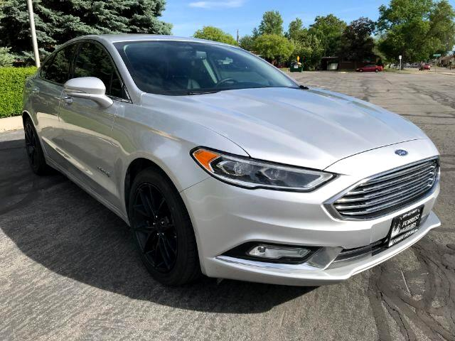 2017 Ford Fusion Hybrid Titanium