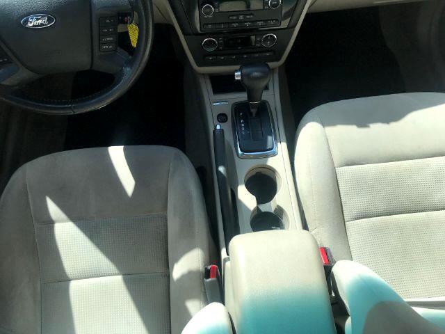 2009 Ford Fusion I4 SEL