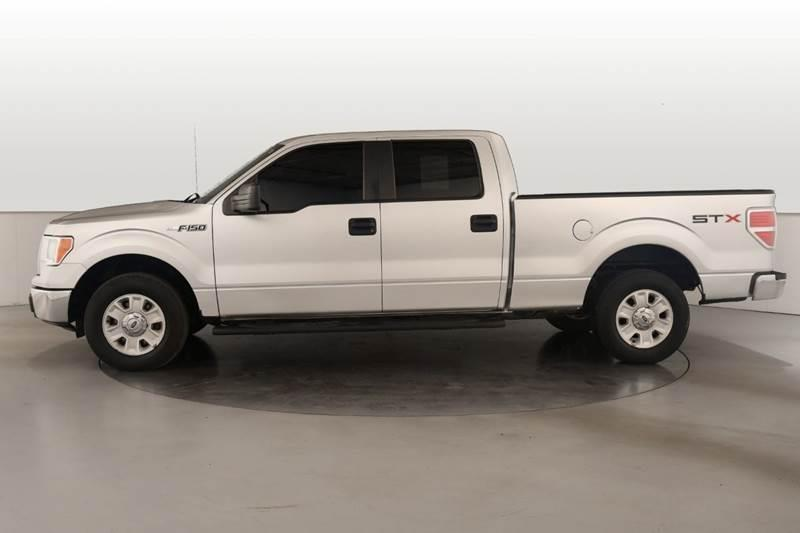 2010 Ford F-150 2WD Supercab Flareside 145