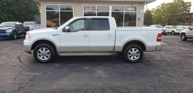 2007 Ford F-150 King Ranch SuperCrew 6.5-ft. Bed 4WD