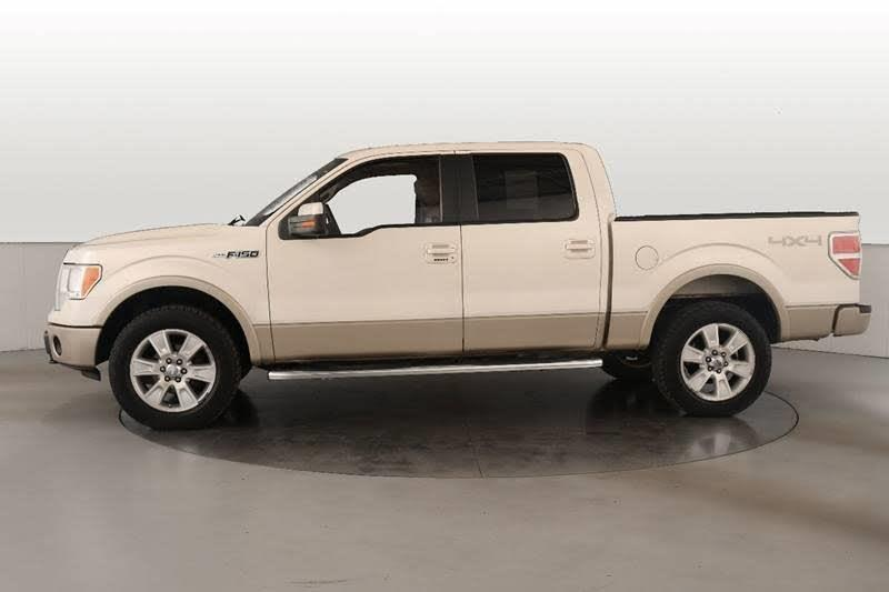 2009 Ford F-150 4WD SuperCrew 150