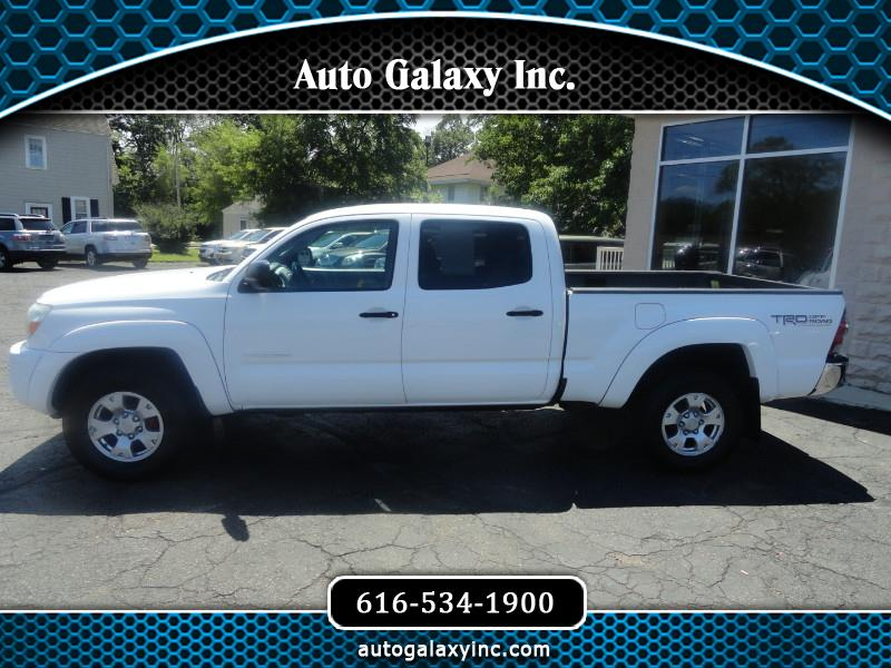 2011 Toyota Tacoma 4WD Double LB V6 AT (Natl)
