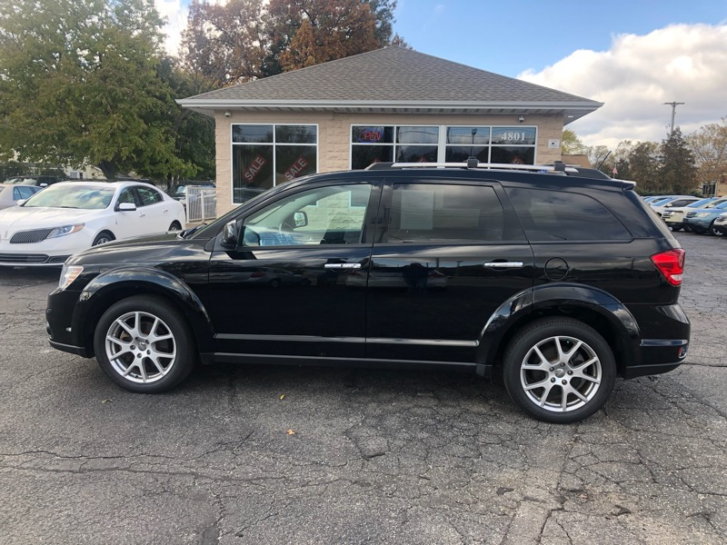 2015 Dodge Journey AWD 4dr R/T