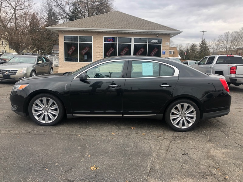 Lincoln MKS 4dr Sdn 3.5L AWD EcoBoost 2015