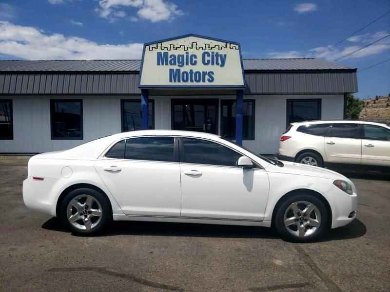 2010 Chevrolet MALIBU LT Base