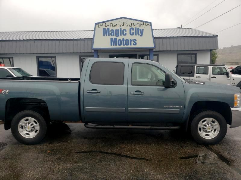 2008 Chevrolet Silverado 2500HD HEAVY DUTY
