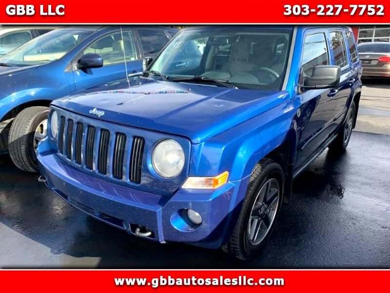 2010 Jeep Patriot Sport 4WD