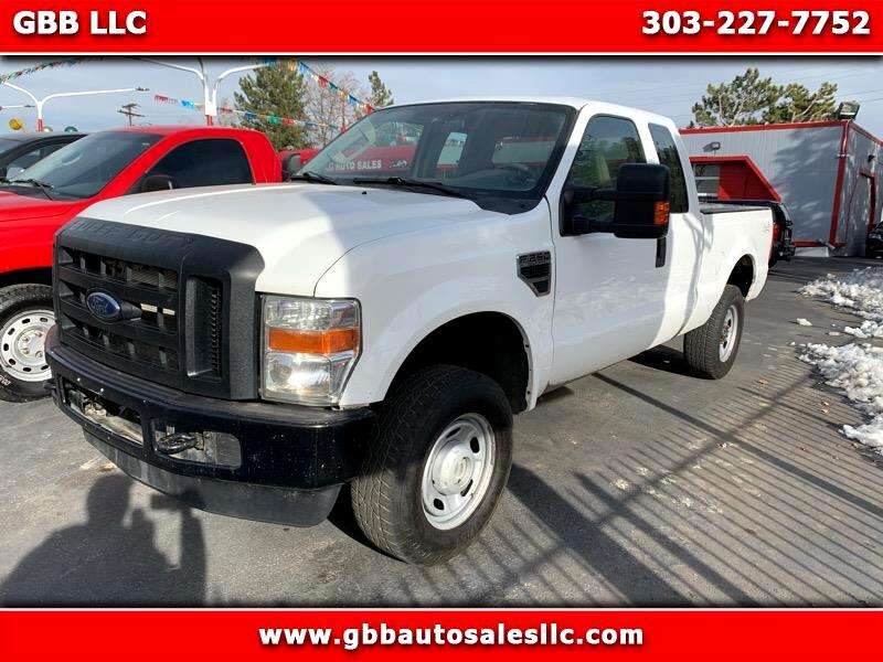 Ford F-250 SD XL SuperCab 4WD 2010