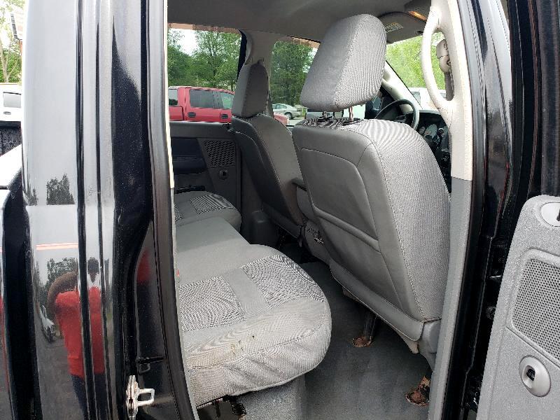 2008 Dodge Ram 1500 SLT Quad Cab 4WD