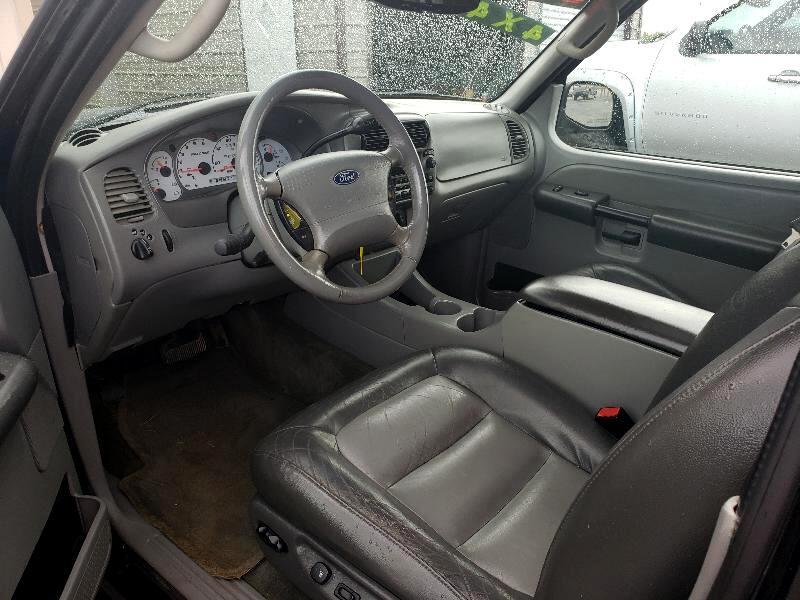 2003 Ford Explorer Sport XLT 4WD