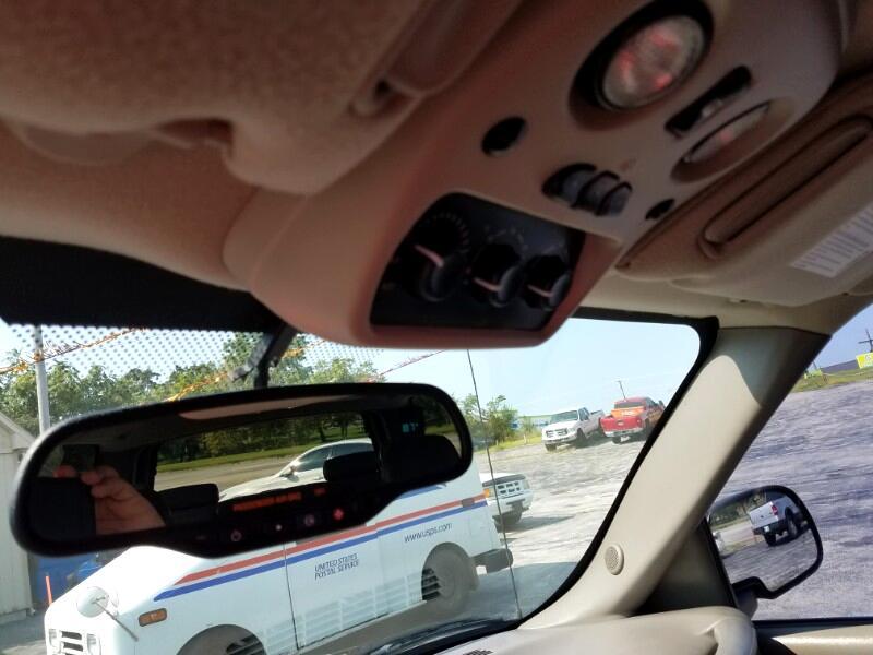 2003 Chevrolet Silverado 2500HD Crew Cab Short Bed 2WD