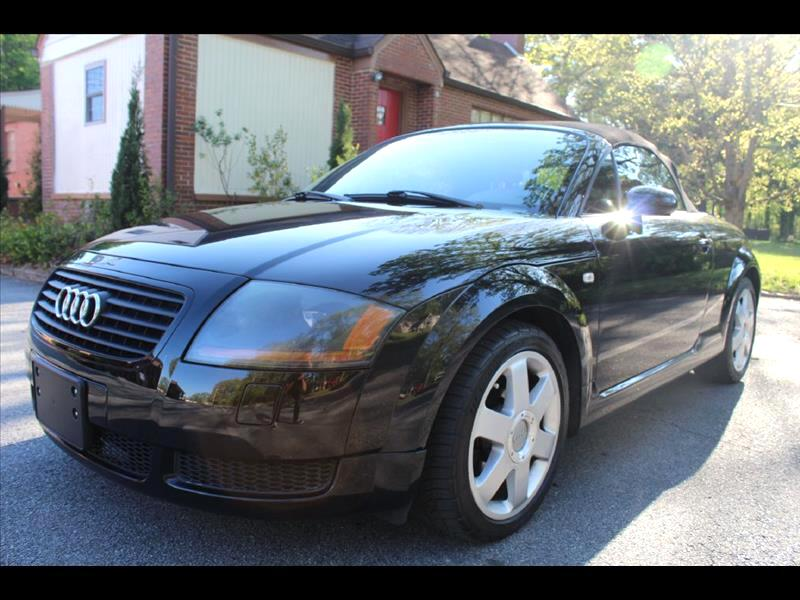 Tt Auto Sales >> Used 2002 Audi Tt For Sale In Decatur Ga 30032 Nesh Auto Sales 2