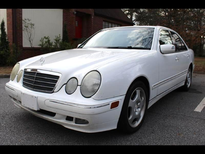 Mercedes-Benz E-Class E430 2001