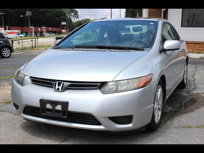 Honda Civic EX Coupe AT 2007