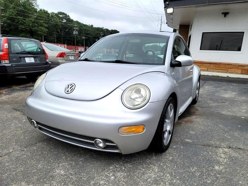 Volkswagen New Beetle Sport 2001