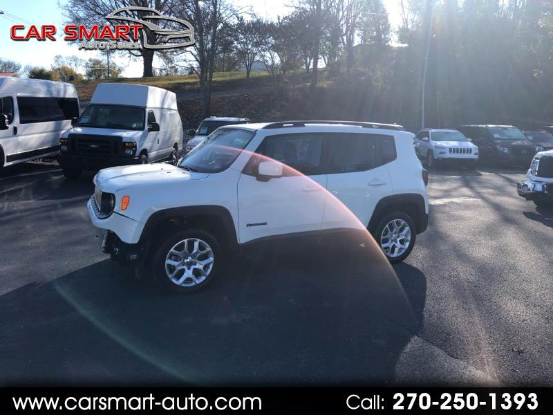 2017 Jeep Renegade Latitude 4WD