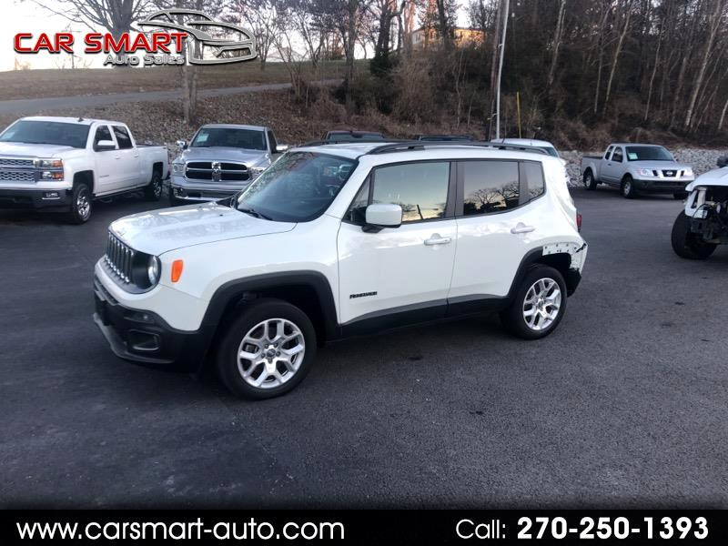 Jeep Renegade Latitude 4WD 2017