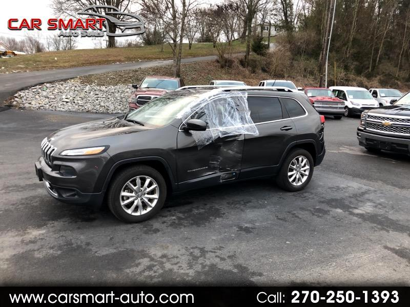 Jeep Cherokee Limited 4WD 2014