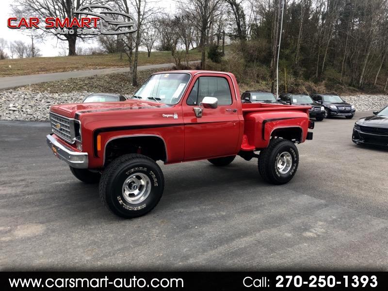 Chevrolet CK10  1980
