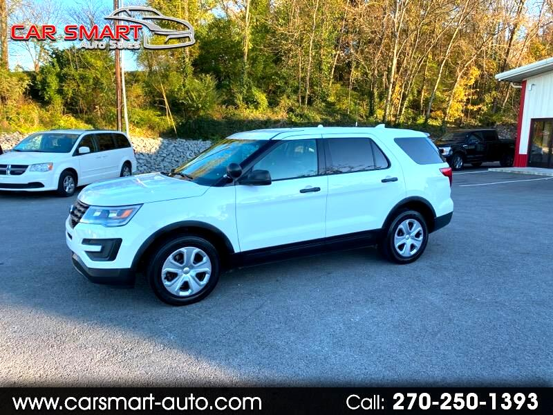 pa6gklixc eidm https www carsmart auto com vdp 16838608 used 2017 ford explorer police 4wd for sale in columbia ky 42728