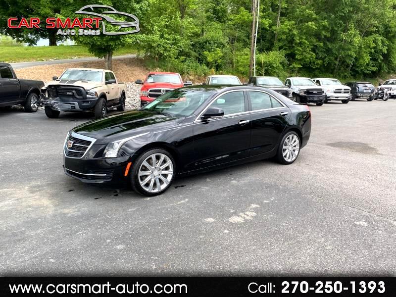Cadillac ATS 2.0L Luxury RWD 2018