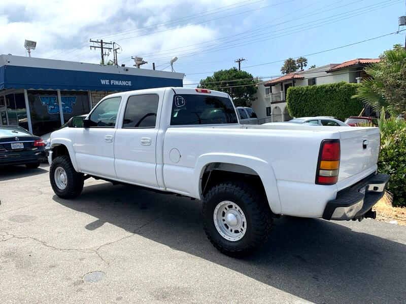 2004 GMC 2500 Pickups Club Coupe 155.5