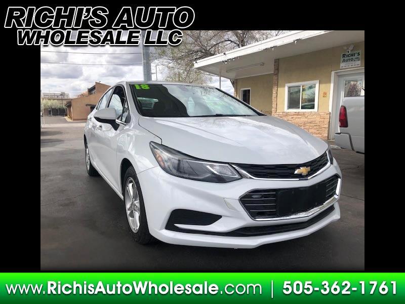 Chevrolet Cruze LT Auto Hatchback 2018