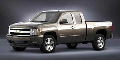 2007 Chevrolet Trucks Silverado 1500 LT1 Ext. Cab 4WD