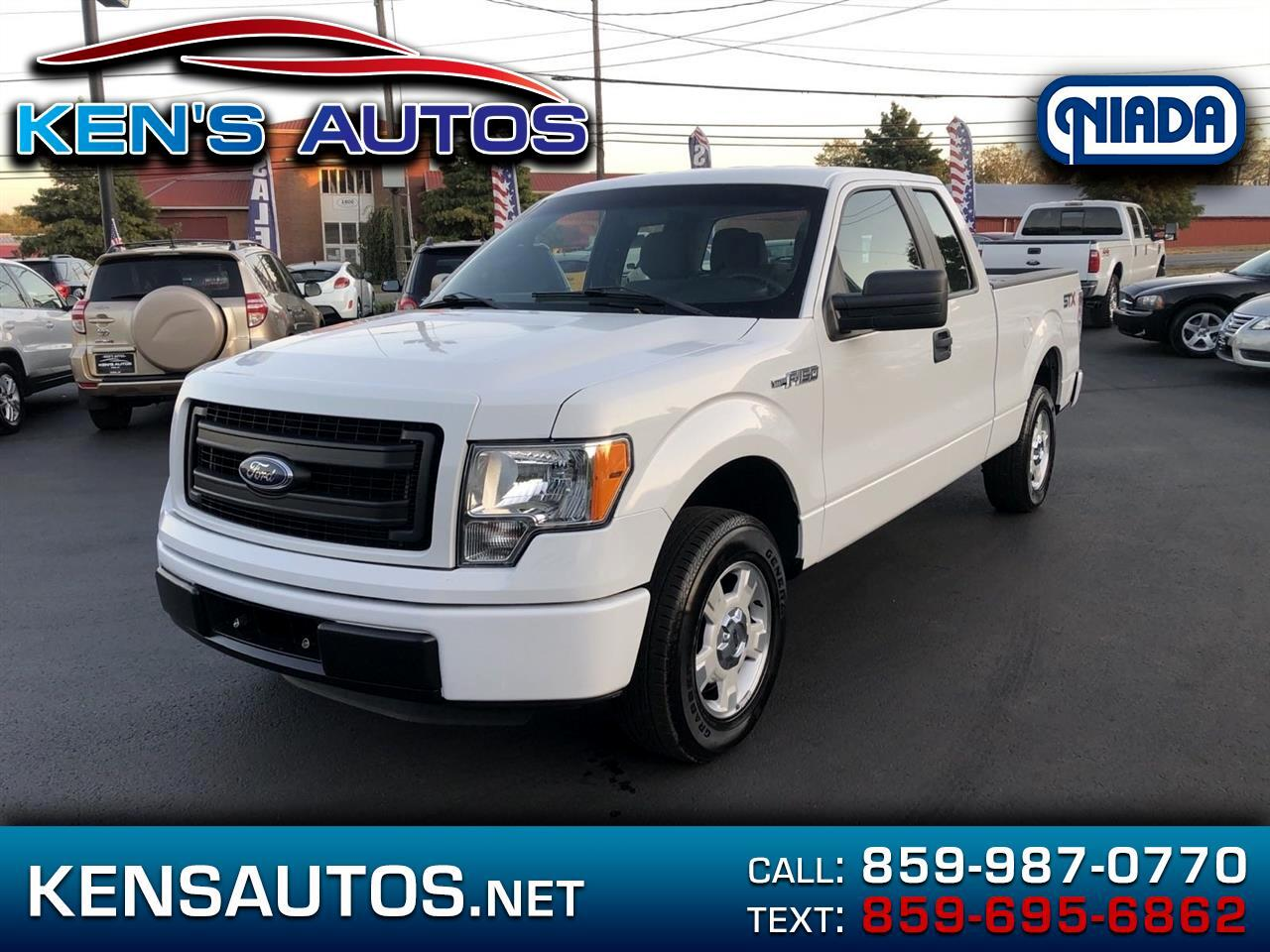 Ford F-150 STX SuperCab 6.5-ft. Bed 2WD 2014