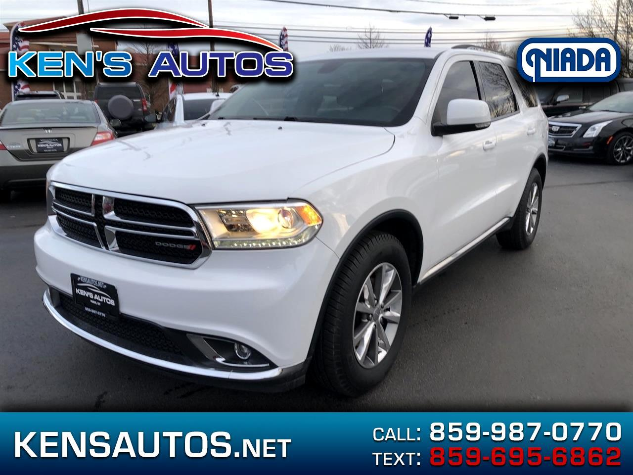 Dodge Durango Limited 2WD 2014