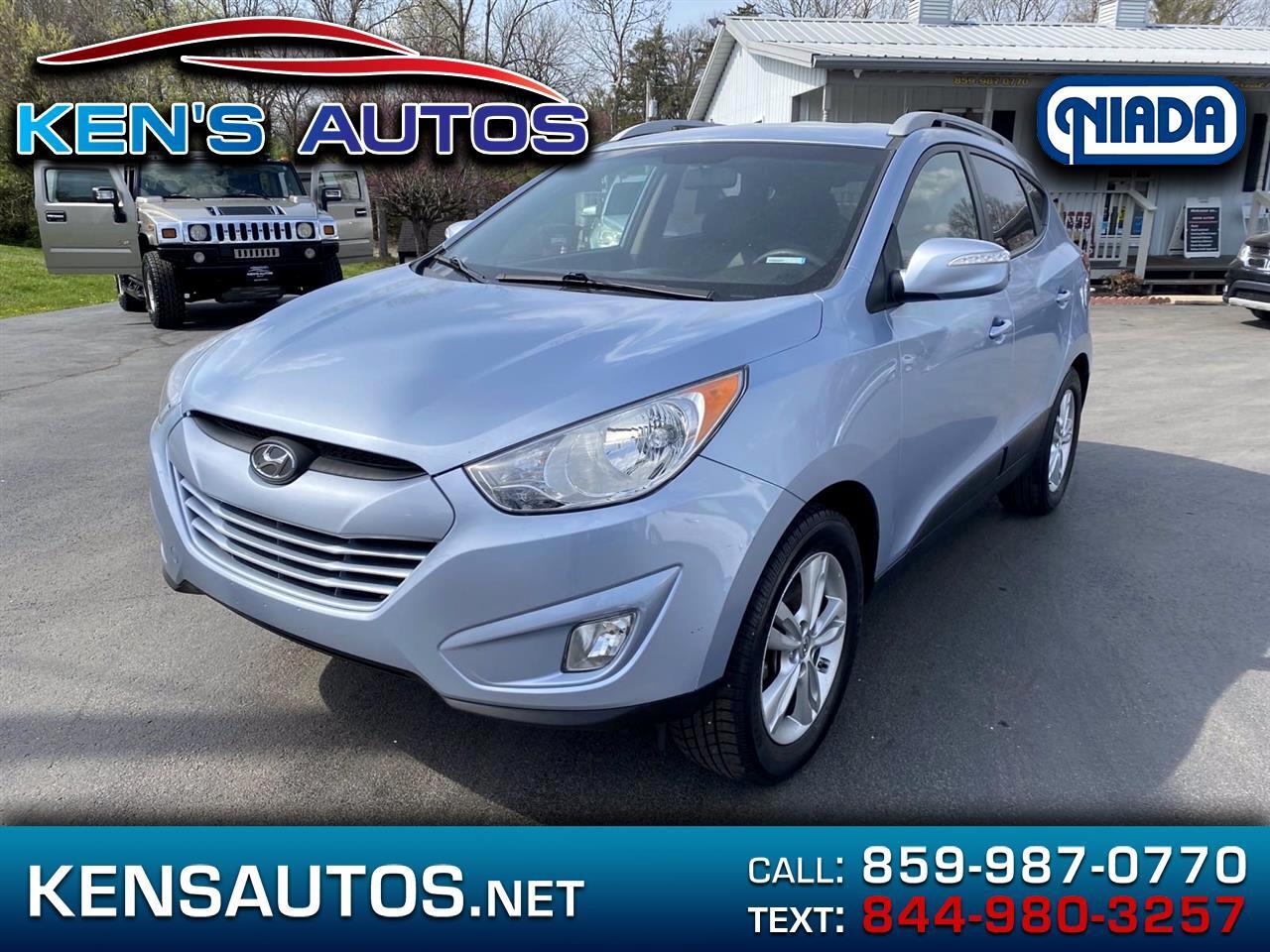 Hyundai Tucson GLS 2WD 2013