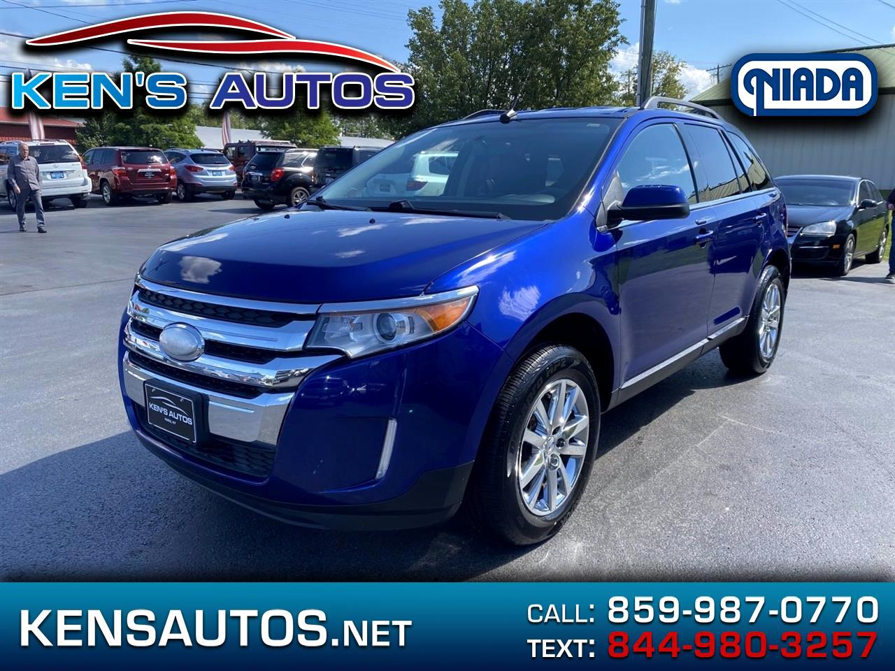 Ford Edge 4dr Limited AWD 2014