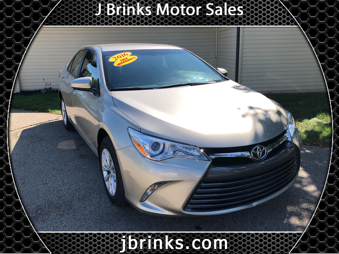 Toyota Camry 2014.5 4dr Sdn I4 Auto LE (Natl) 2016