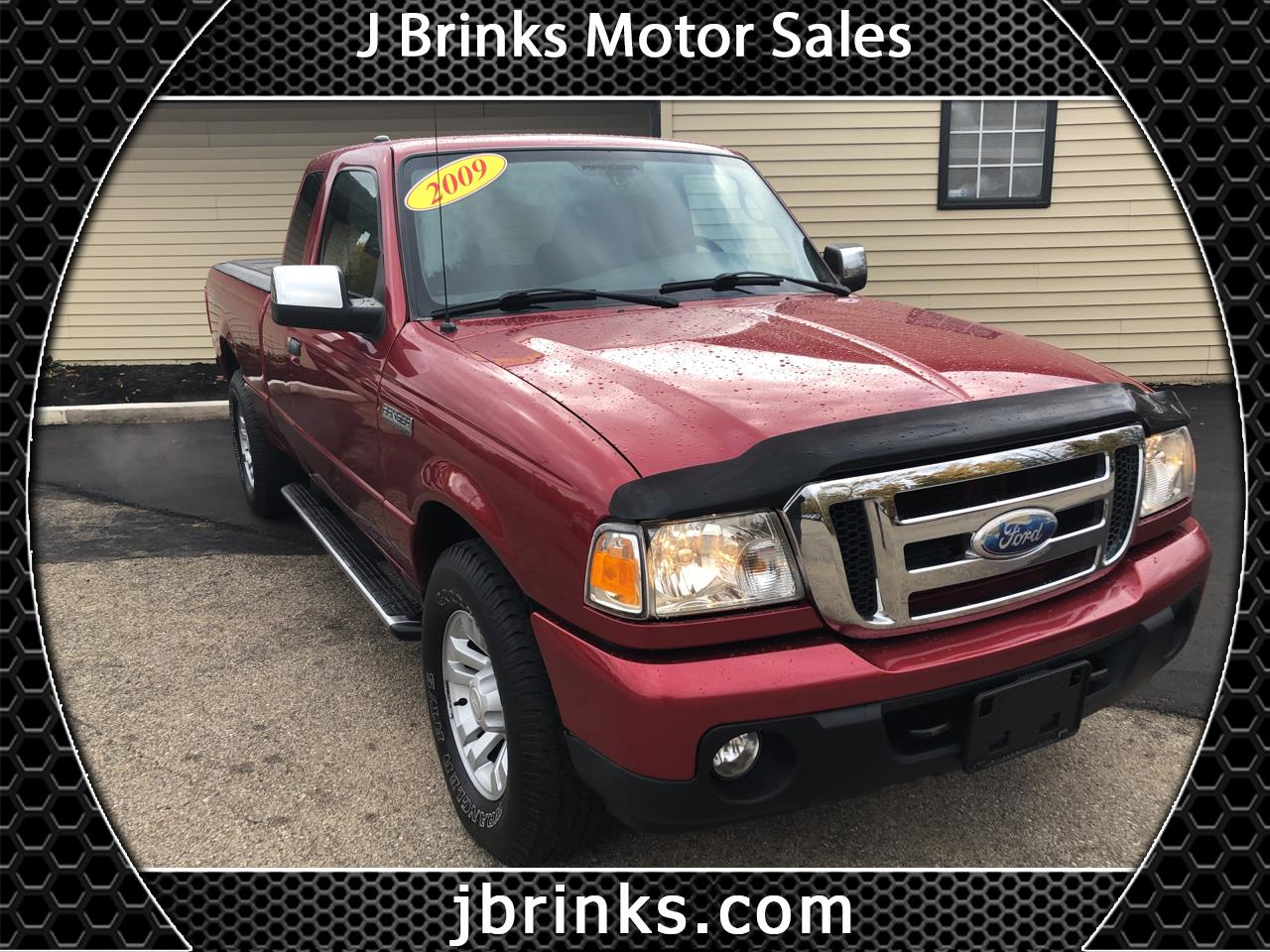 2009 Ford Ranger 4WD 4dr SuperCab 126