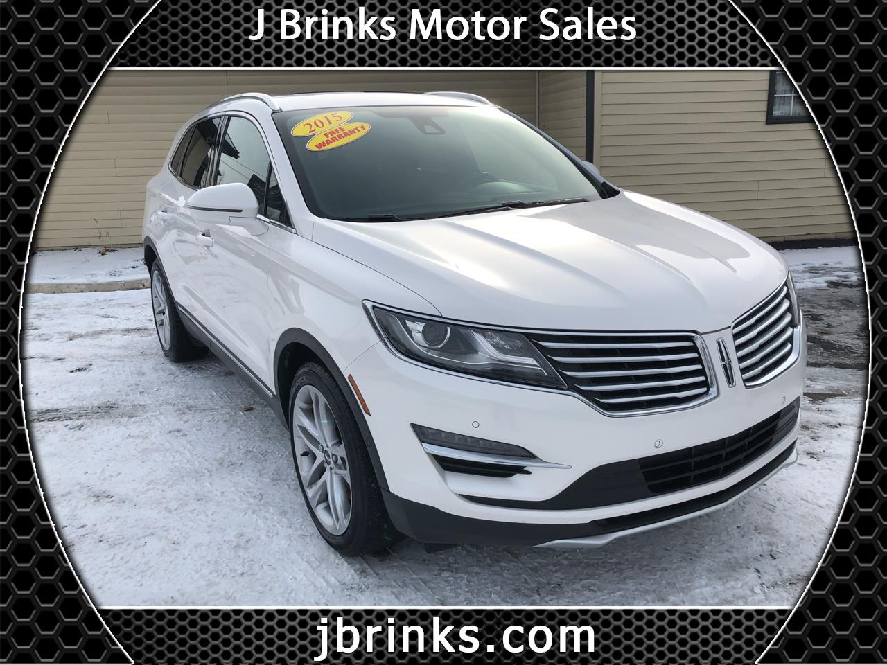 Lincoln MKC AWD 4dr 2015