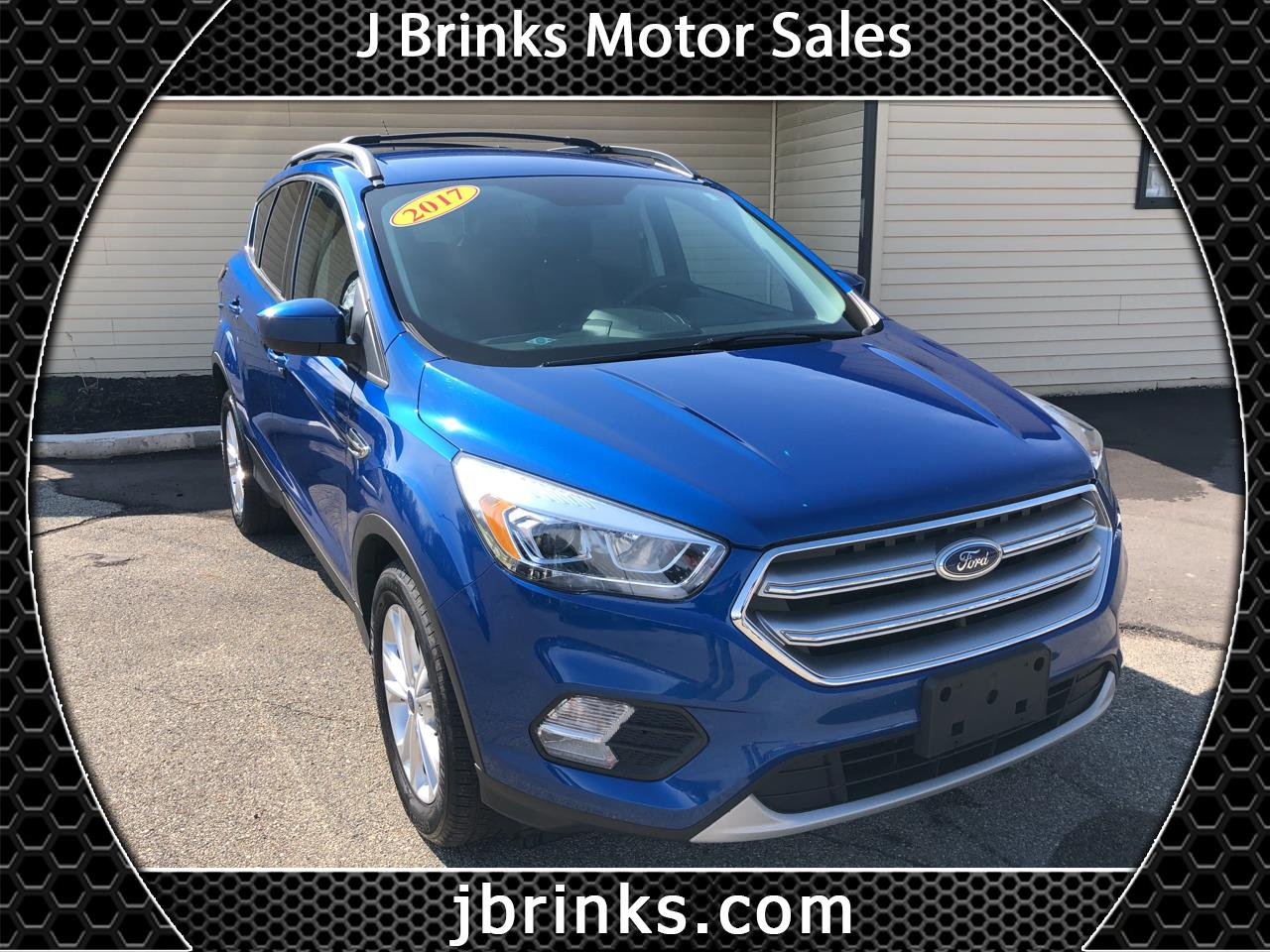 Ford Escape SE FWD 2017