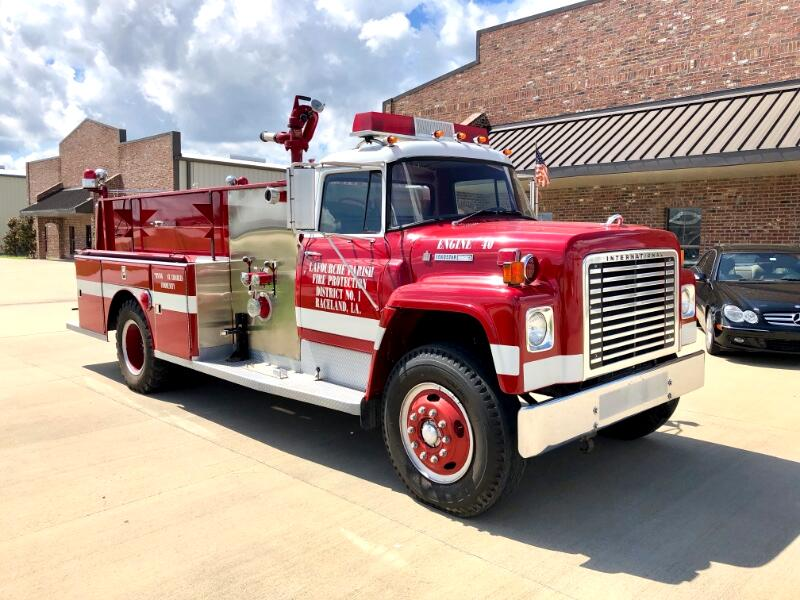1976 International Loadstar 1800 Fire Truck