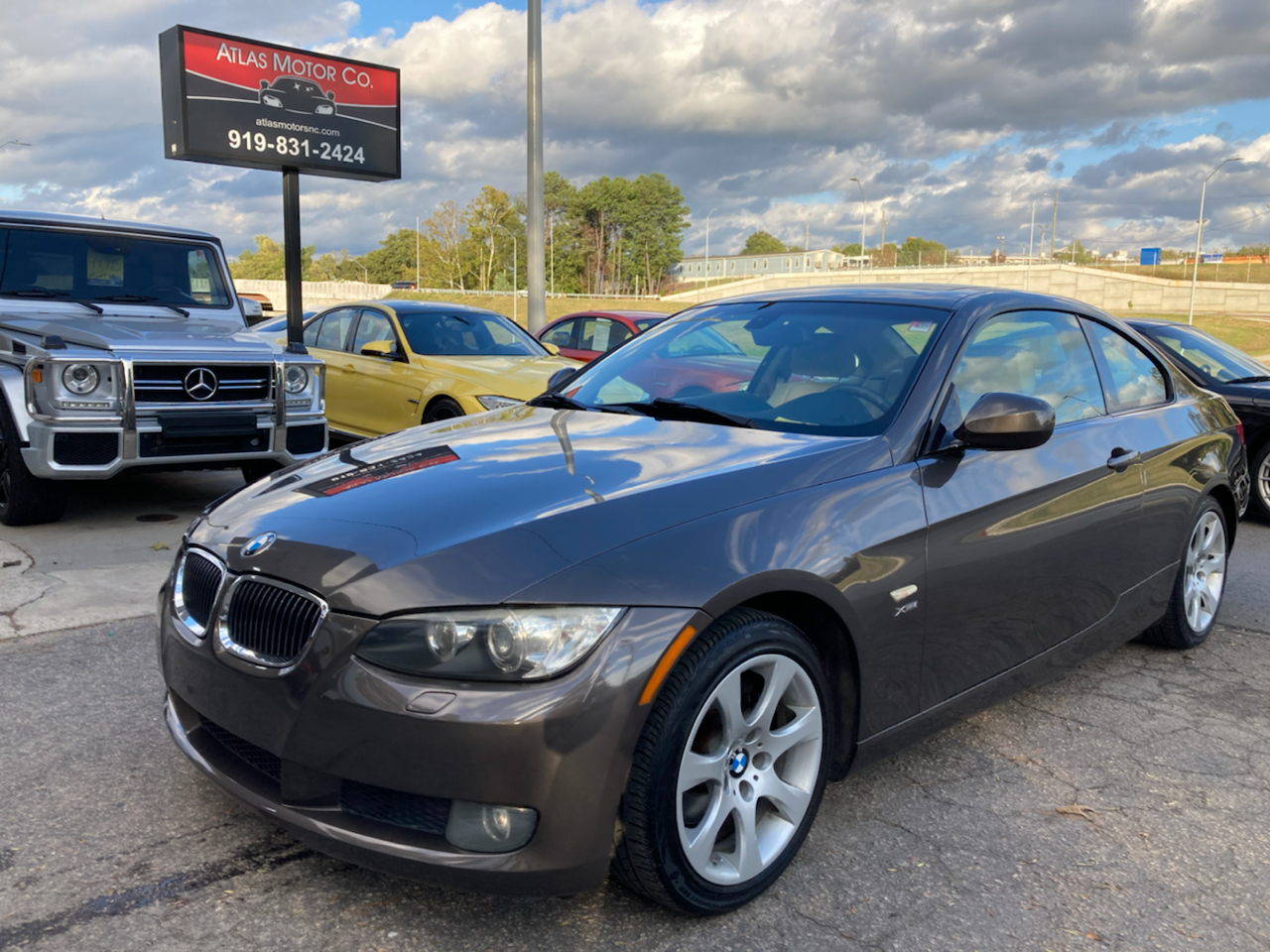 BMW 3-Series 328i xDrive Coupe 2010