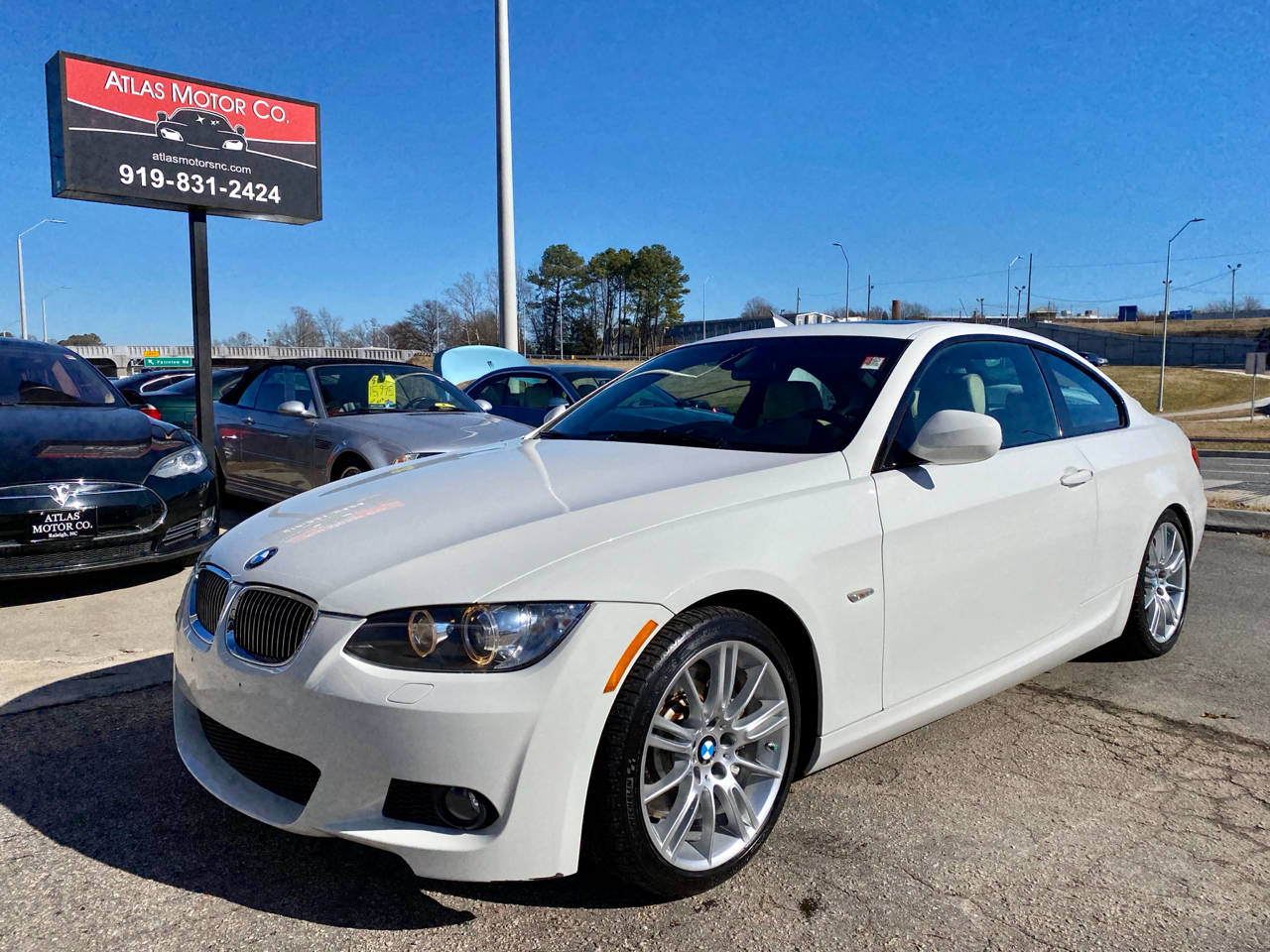 BMW 3-Series 335i Coupe 2010