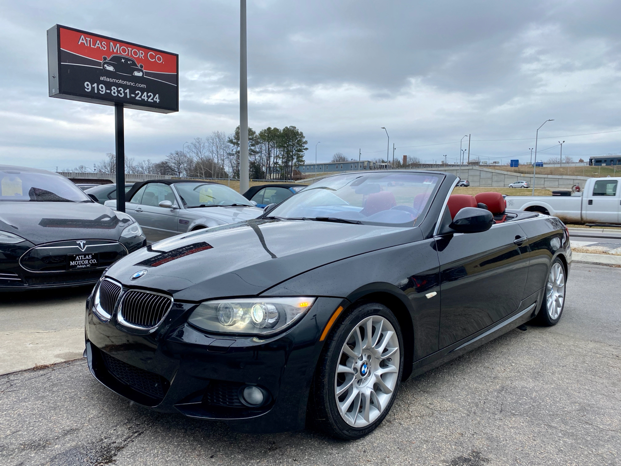 BMW 3-Series 328i Convertible 2012