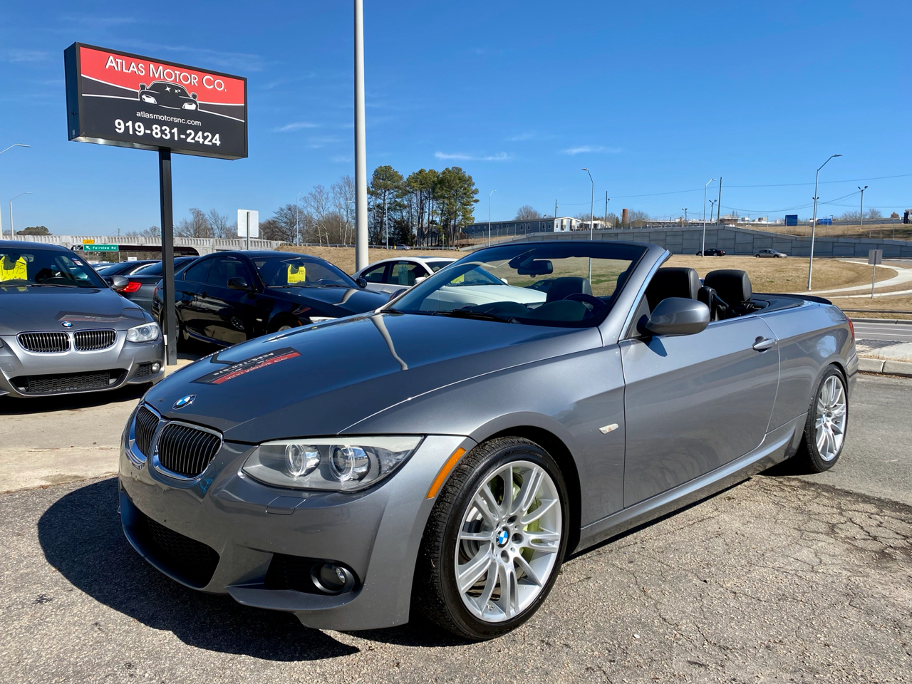BMW 3-Series 335i Convertible 2013
