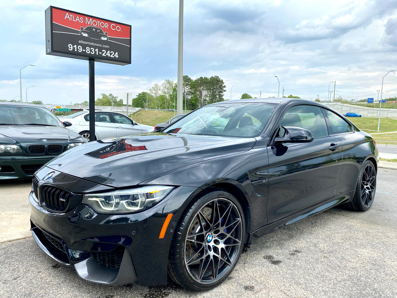 BMW M4 Coupe 2018