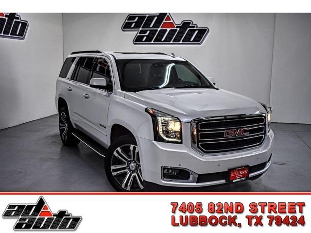 2017 GMC Yukon SLT 2WD