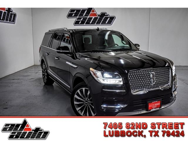2019 Lincoln Navigator L Select 2WD