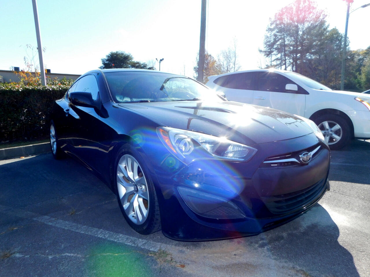 Hyundai Genesis Coupe 2.0T Manual 2013