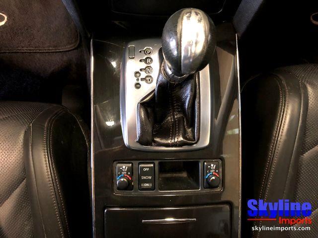 2009 Infiniti FX FX35 AWD