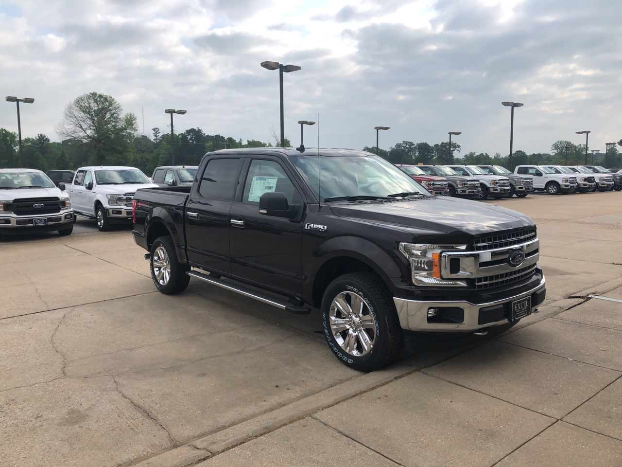 2019 Ford F-150 XLT 4x4 SuperCrew